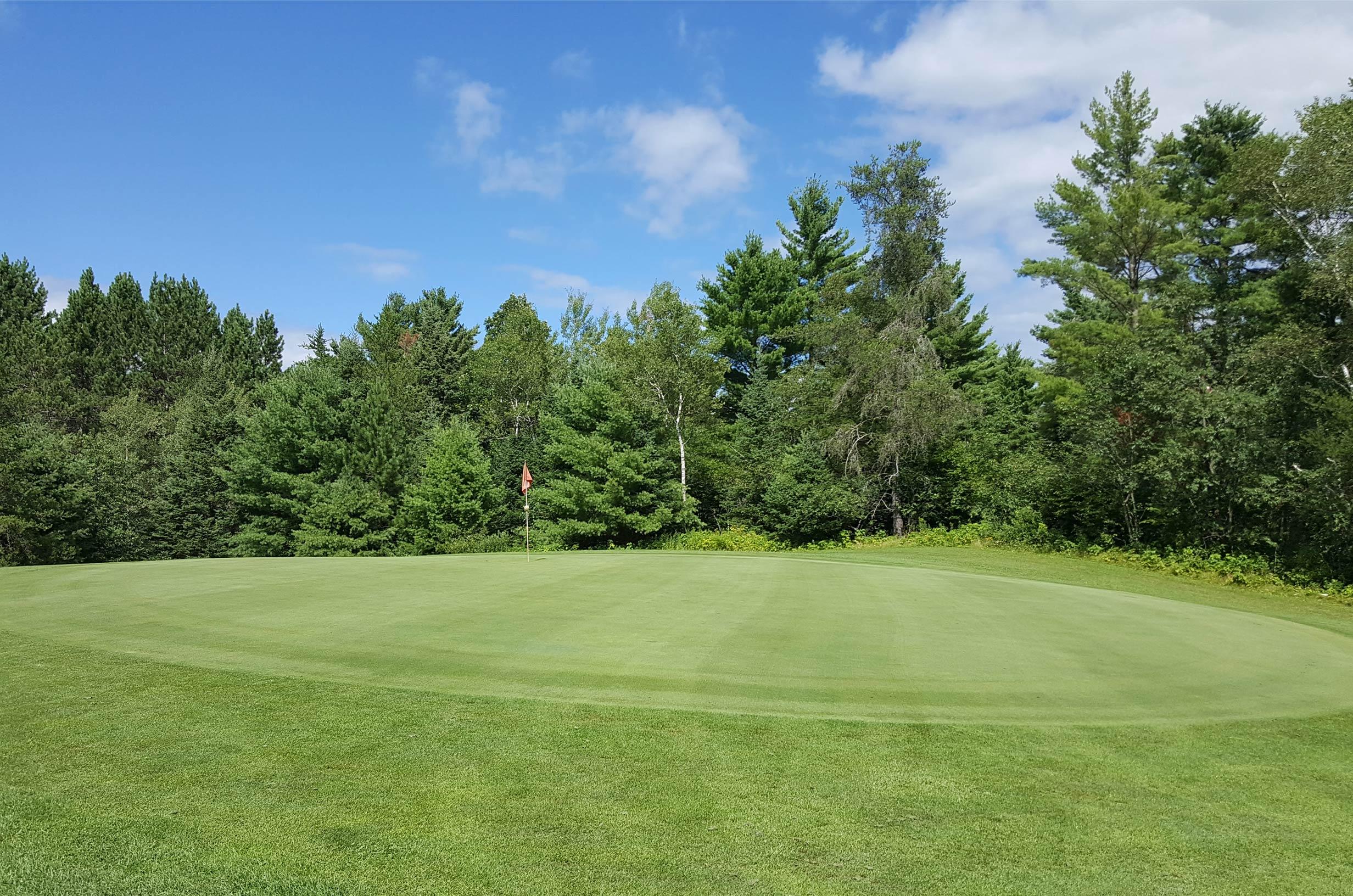 Golf in Wisconsin's Northwoods!